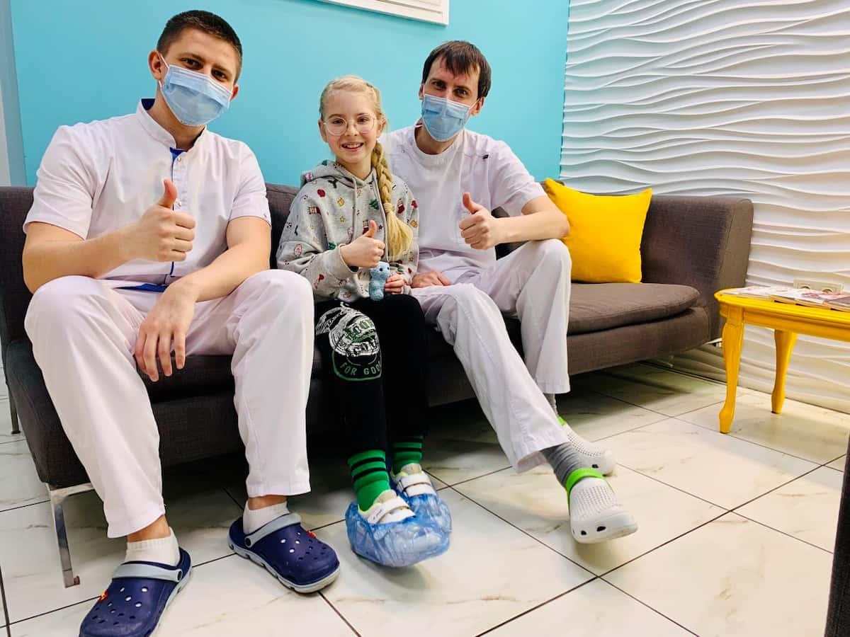 фотографии с пациентами Мовчан Сергей Николаевич 1