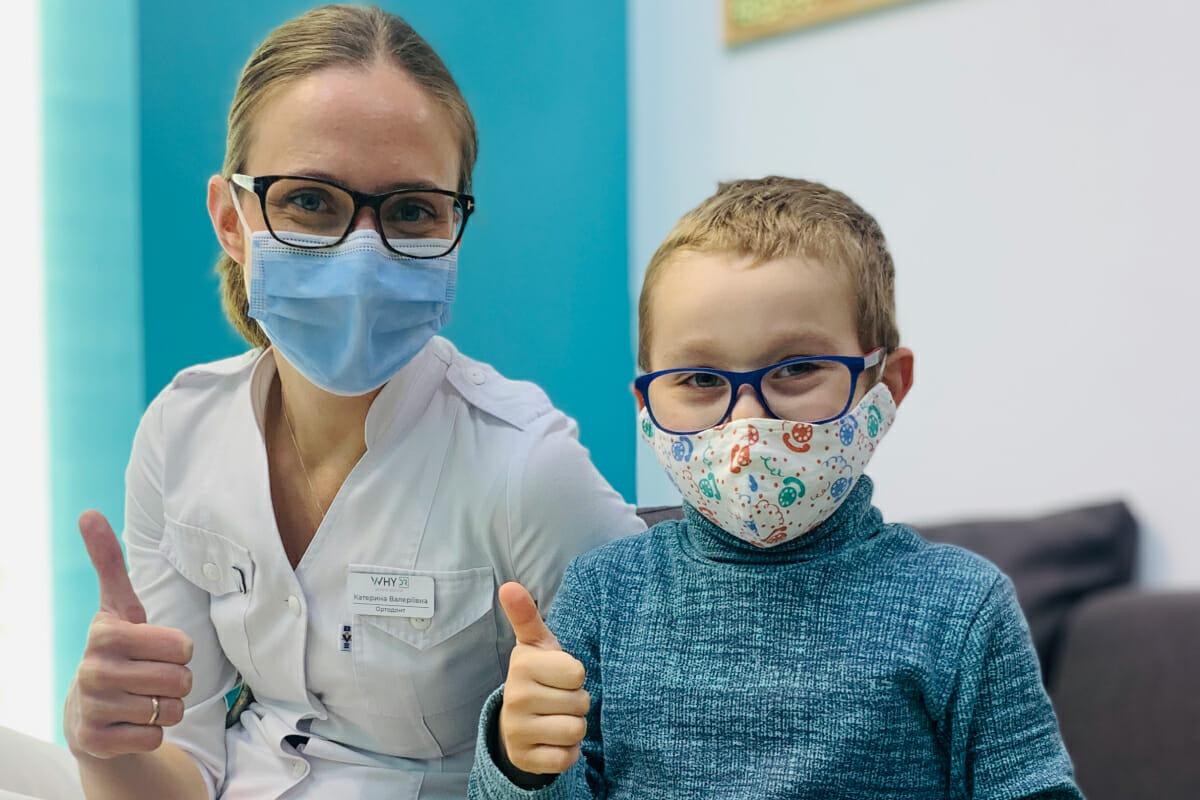 Фотографії з пацієнтами Стороженко Катерина Валеріївна 1